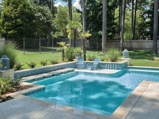 Trends show that traditional chlorinated pools are