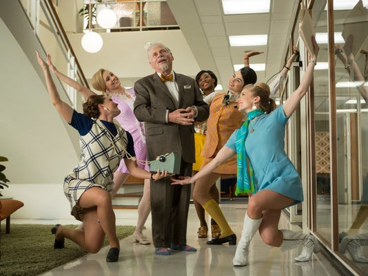 Mad Men Robert Morse