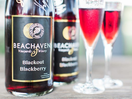 Beachaven Vineyards & Winery in Clarksville will be