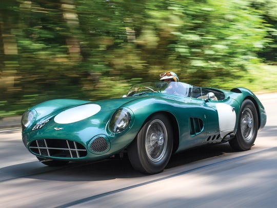 This1959 Aston Martin DB4GT Prototype will be auctioned