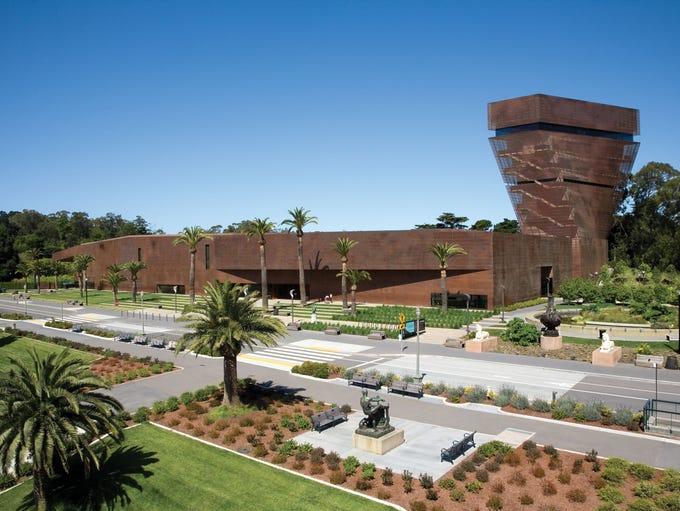 25 Must See Buildings In California