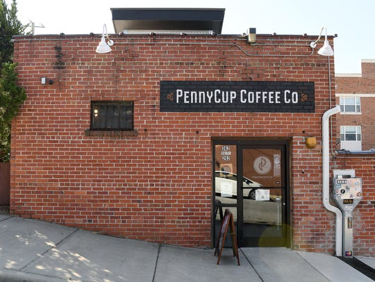PennyCup Coffee Co. has three locations including one