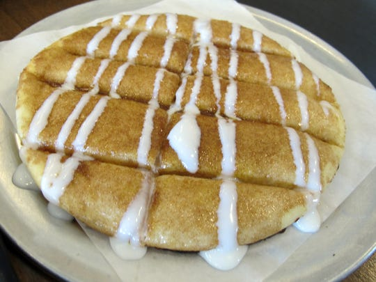 Cinnamon Stix at Pie Five Pizza Co., 22905 Lyden Drive, across from Coconut Point in Estero.