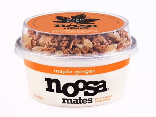Maple Ginger Noosa Mates.