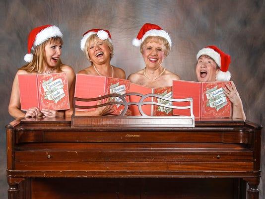 FRM 1 calendar girls