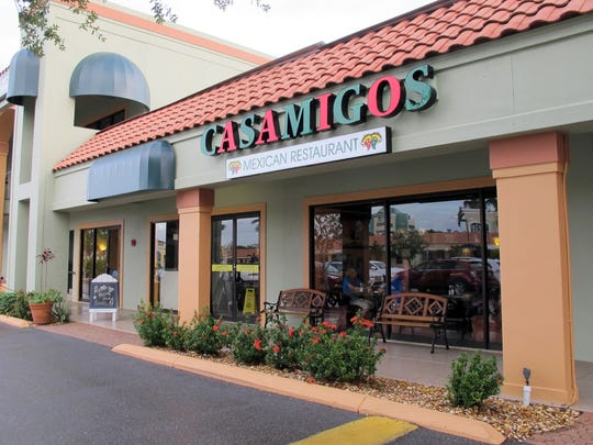 Casamigos Mexican Restaurant opened Oct. 6 in Liberty Plaza, the center across U.S. 41 North from Outback Steakhouse in Naples.