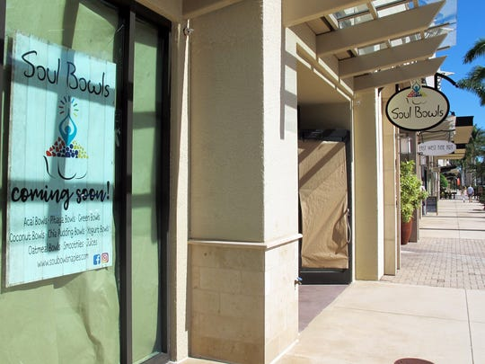Soul Bowls is targeted to launch in November in the Mercato unit formerly occupied by 345 Caffé Italiano.
