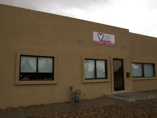 Second Chance Counseling at 719 W. Apache St. in Farmington is one of two local organizations that have received a federal grant designed to help expand services for young peoplewith sexual behavior problems.