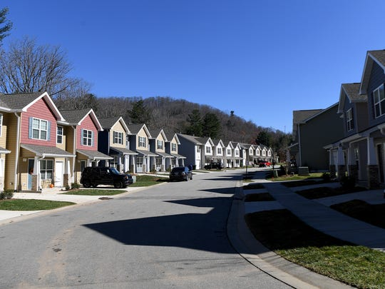 Mills Creek Condominiums is one of the developments being created by the Ken and Kevin Jackson. The Jackson family has been building and developing properties in Western North Carolina for five generations.
