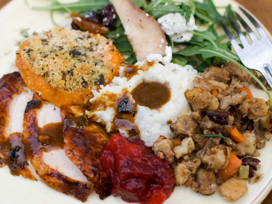 AP FOOD COST OF THANKSGIVING A FILE SPF USA NH