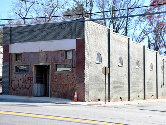 The Malvern is a new restaurant and bar open in West Asheville at 1478 Patton Avenue across the street from Sky Lanes.