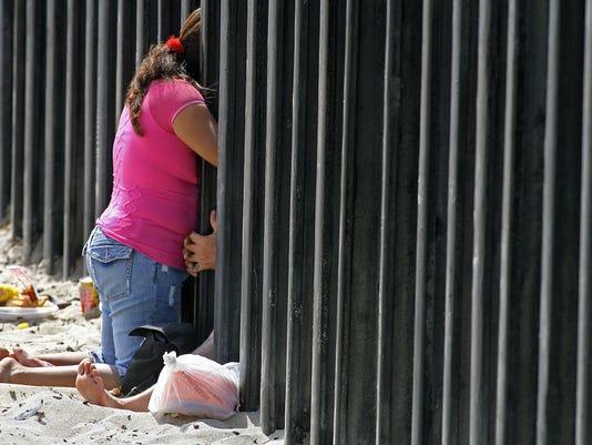 AFP MEXICO-US-BORDER-TIJUANA I POL MEX BA