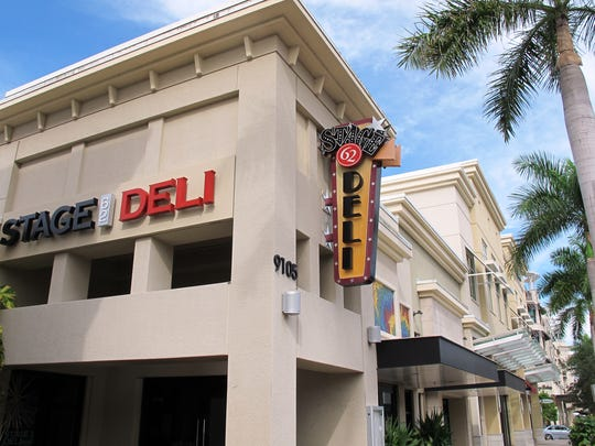 Stage Deli closed July 5 after operating more than seven years at Mercato in North Naples.