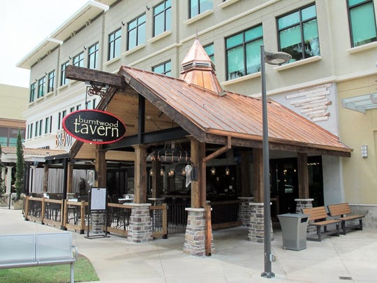 Burntwood Tavern opened in 2017 in the former space of Rusty Bucket at Mercato in North Naples.