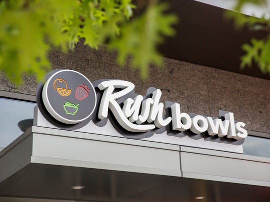 Rush Bowls plans to open in the Fort Collins Harmony Commons development.