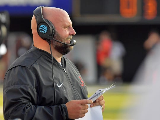 Brian Daboll spent one year at Alabama and helped the