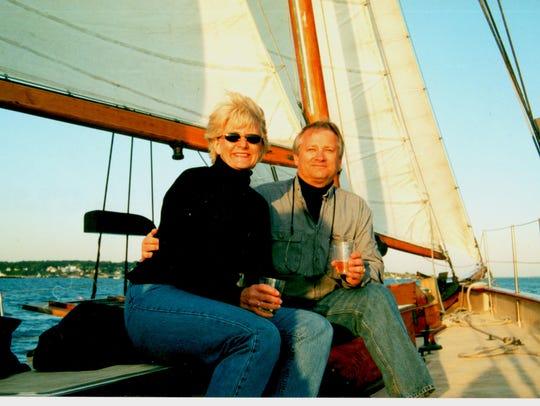Dave and Debbie Simonis