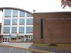 Swastikas, racial slurs found on bathroom wall at Pascack Hills High School