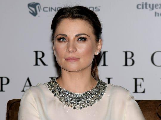 La actriz de origen polaco asegura que en este momento tiene todo para ser feliz.