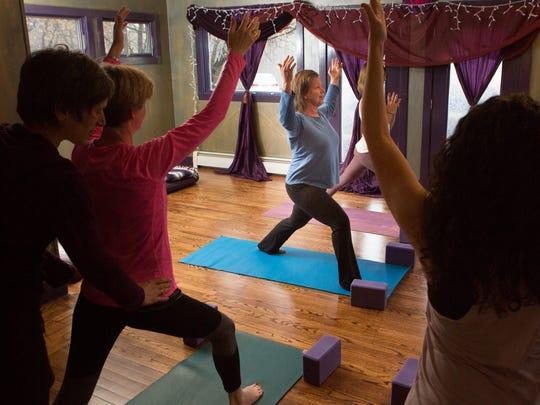 Bonnie Pariser is a trauma release exercise practitioner