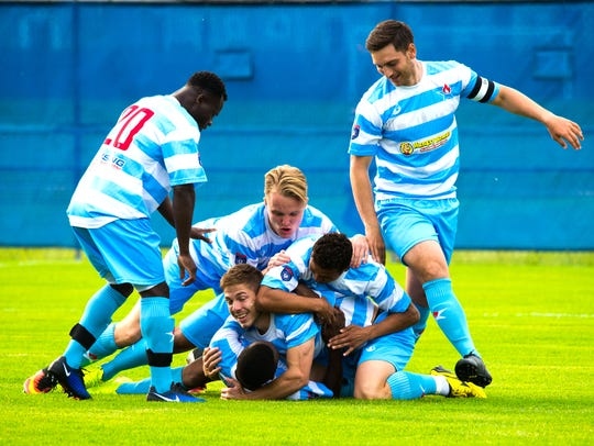 Lansing United begins its fifth season in existence