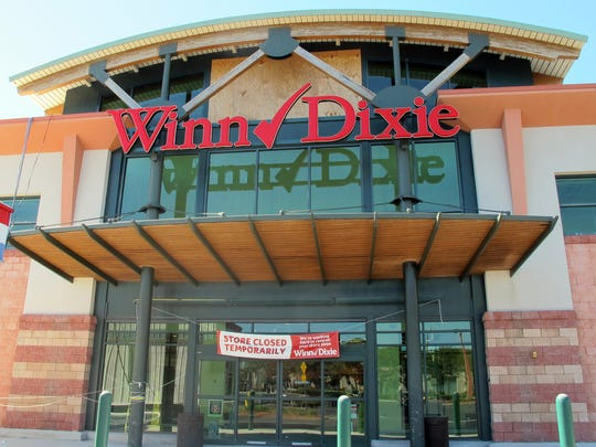 Hurricane Irma put the Winn-Dixie supermarket on the northwest corner of Collier Boulevard and Vanderbilt Beach Road out of commission for more than eight months.