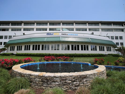 Monmouth Park Sports Betting