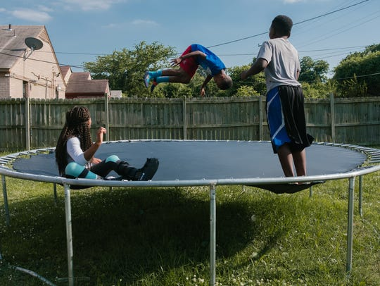 Despite netting, padding and other safeguards, thousands of people wind up in emergency rooms annually with fractures, broken femurs and neck injuries after getting hurt on a trampoline.