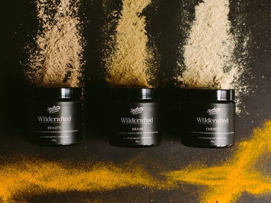 SPJ's new line of adaptogenic supplements, Wildcrafted, is targeted to improve health and wellness.