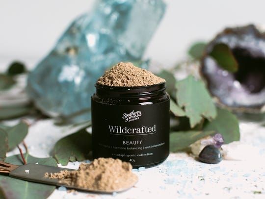 Wildcrafted is a new product from Southern Pressed