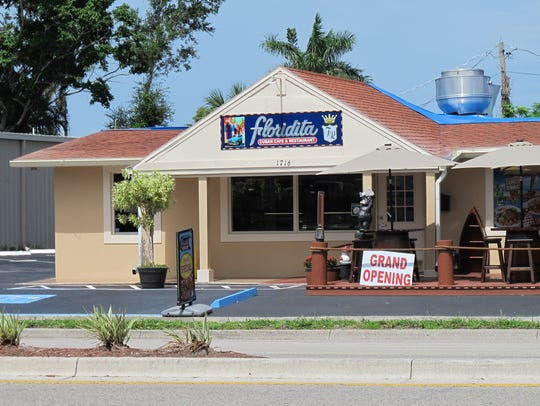 Floridita Cuban Cafe & Restaurant opened in April on