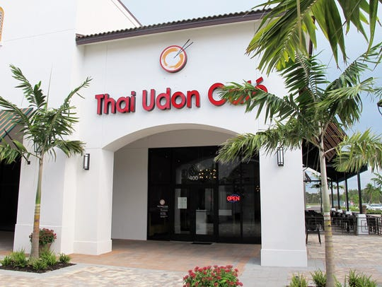 Thai Udon Cafe recently opened its third location in