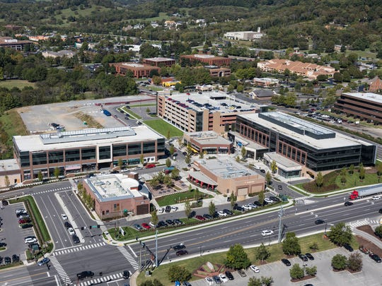 More tenants are headed for Hill Center Brentwood next year.