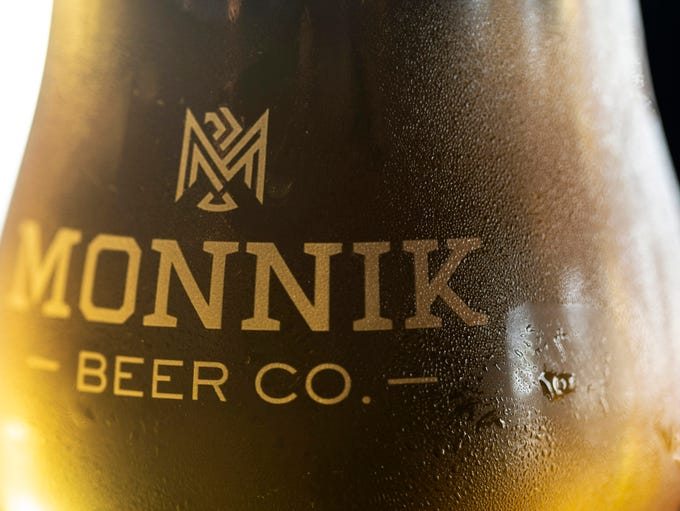 Although it boasts a unique menu, Monnik Beer Company