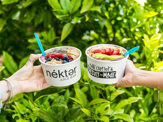 Acai Bowls by Nekter Juice Bar