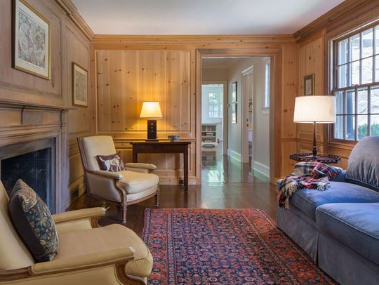 This Pound Ridge home was built by Benny Goodman in