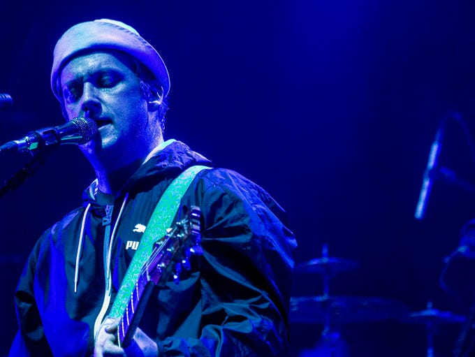 Modest Mouse was the headliner for day one of Forecastle
