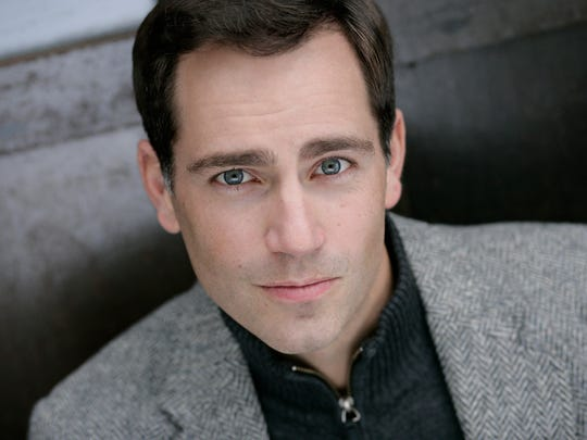 "Matthew Worth (playing Hannah Before in ""As One"") headshot"