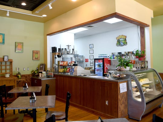Savory Way Cafe on Hendersonville Road is open at 11am