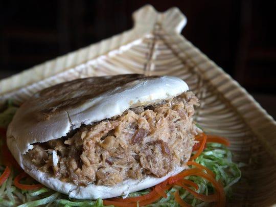 Shaanxi Style Burgers at Shaanxi Garden, August 1,