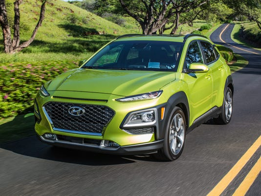 Review: 2018 Hyundai Kona is a big deal among small SUVs