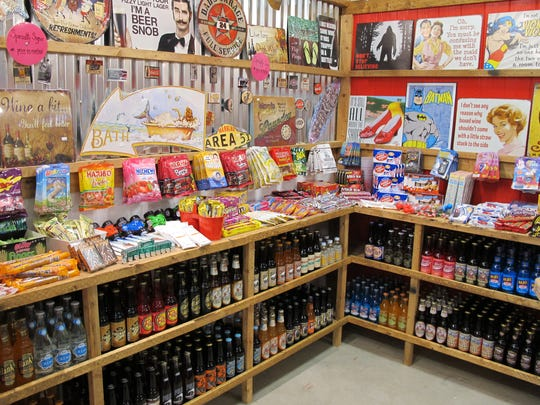The new Rocket Fizz store on Naples Boulevard in North