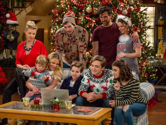 """""""Fuller House"""" returns for a fourth season."""