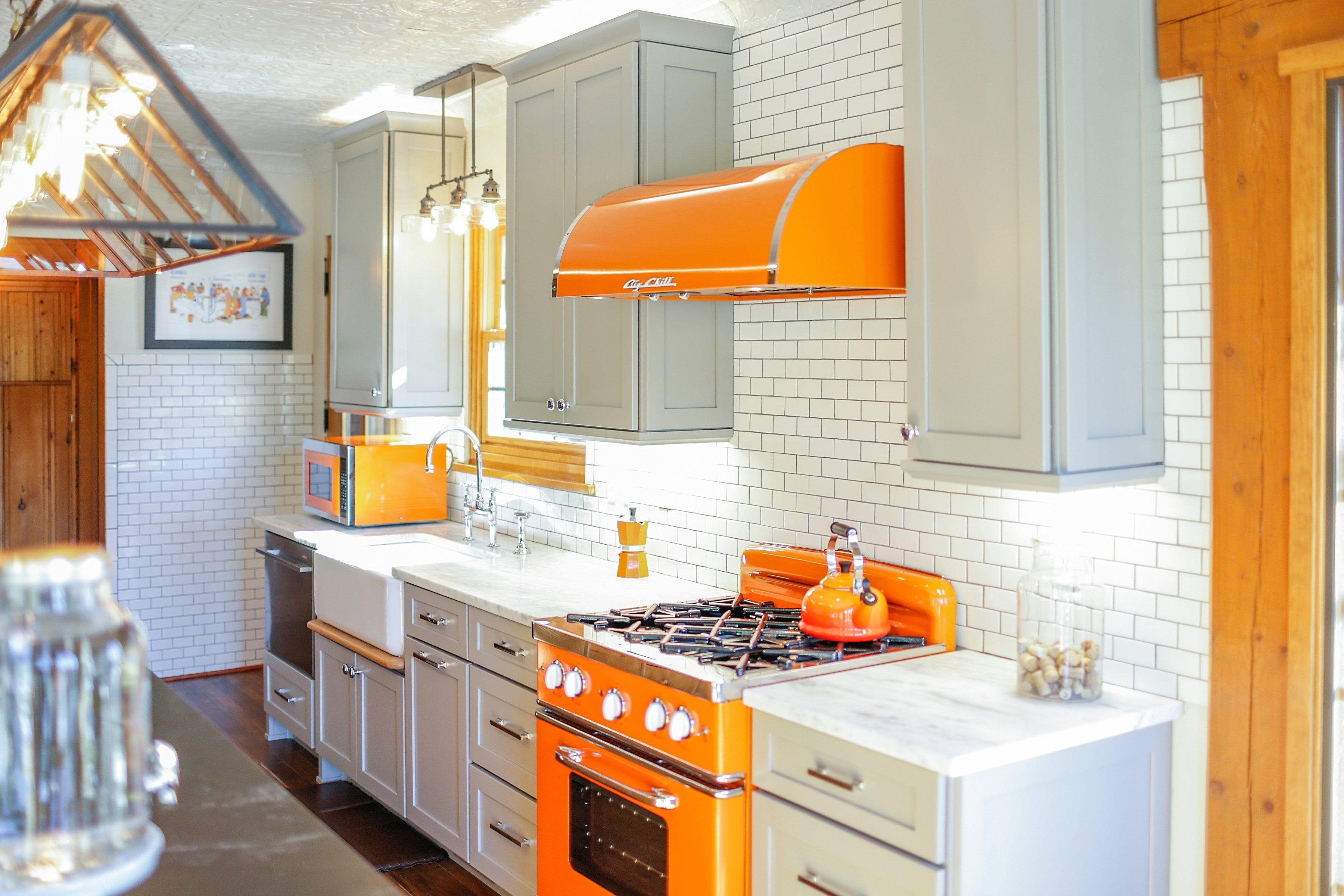 Color Kitchen Appliances