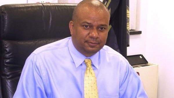 Chemung County Sheriff Christopher Moss.