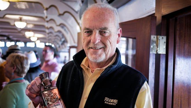 Four Roses Master Distiller Jim Rutledge