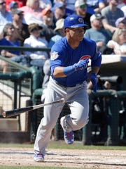 Willson Contreras is the next Cubs young player to