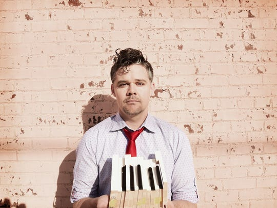 Gabe Dixon will perform in Gallatin's Fire on the Water Festival Aug. 18.