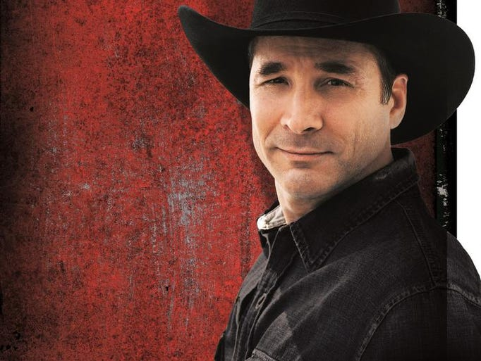 Country singer-songwriter Clint Black will perform Sep. 18.