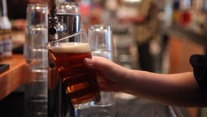 Binge drinking has leveled off among high school seniors.